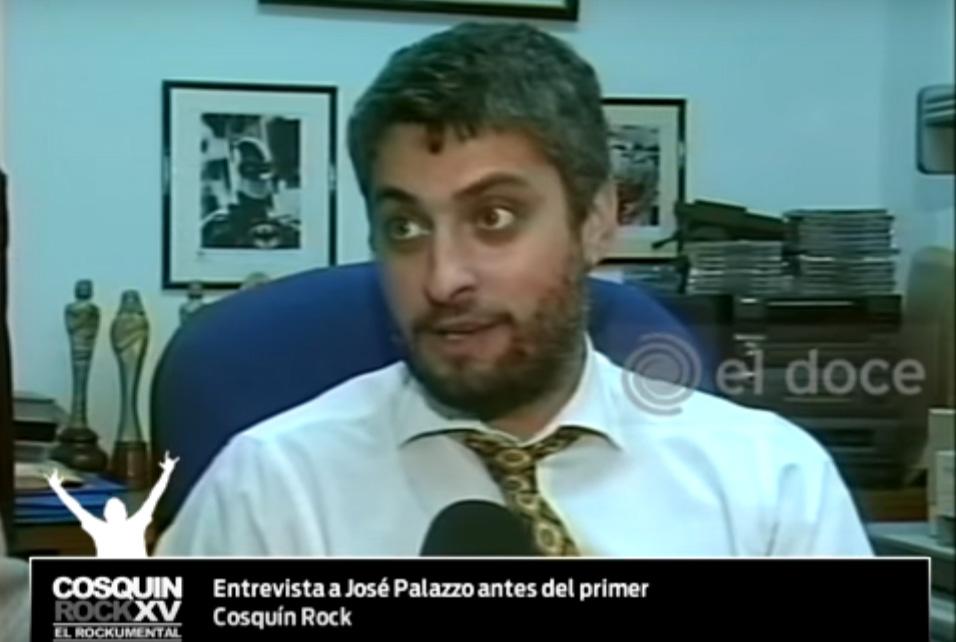 José Palazzo. 2001.