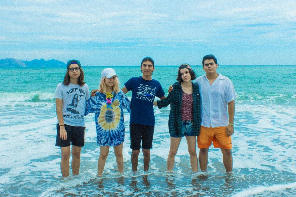 Señor Kino: surf punk desde Sonora - Signos.FM